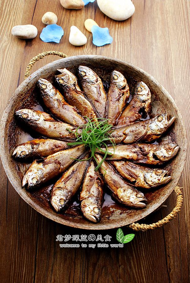 锅贴黄花鱼