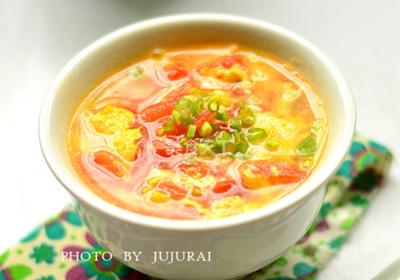 三分钟做好一碗汤 午餐食谱搭配一碗营养汤真是太完美了