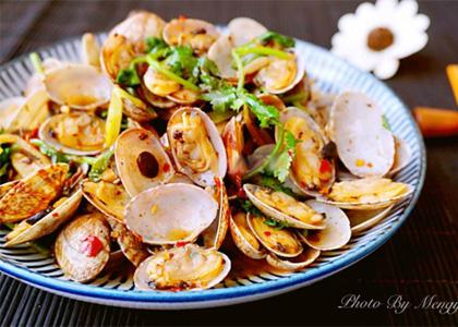 美味花蛤做法大全 在家也能做的几道海鲜菜