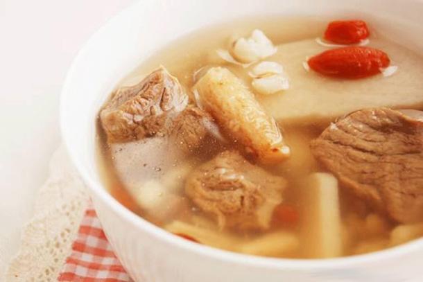 滋补养生煲汤食谱