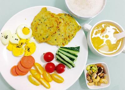 早餐吃什么最健康,早餐食谱不宜吃这三类食物