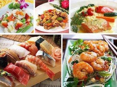 夏季海鲜菜谱大全 教你各种海鲜的做法大全