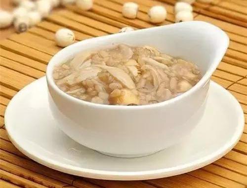 立秋后清心养肺吃这些保健养生食物最好