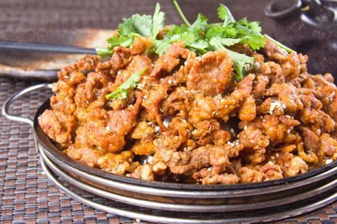 野味菜谱推荐:狍子肉的家常做法