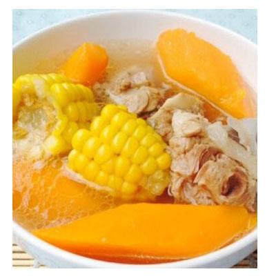 广东靓汤做法:玉米胡萝卜猪骨汤的做法步骤