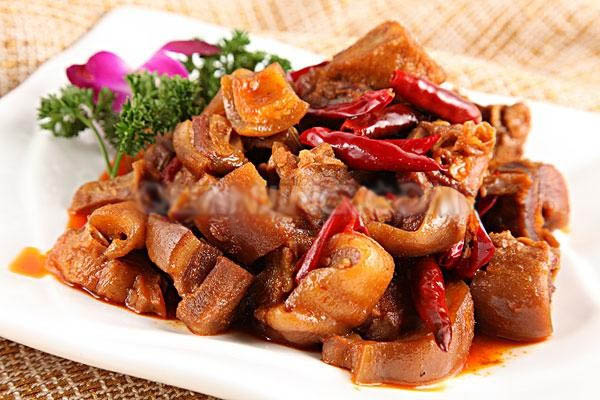 红烧乳猪肉